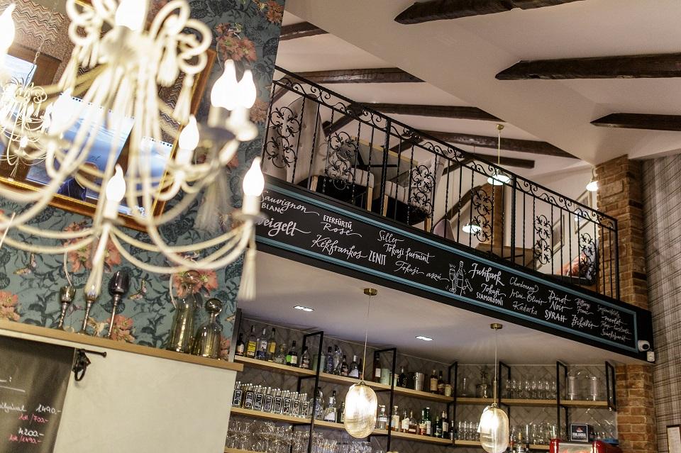 Végállomás bistro & wine Miskolc